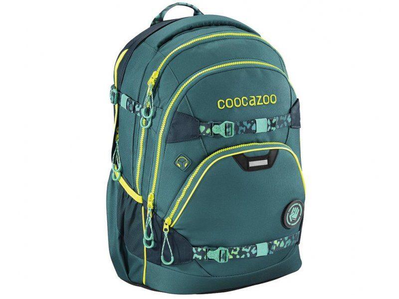 plecak Plecak Coocazoo e-ScaleRale TecCheck Petrol