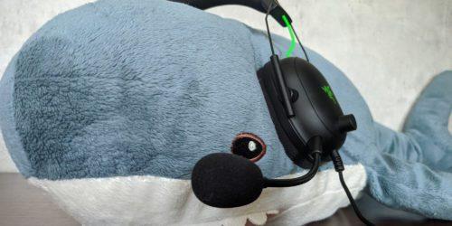 Recenzja słuchawek Razer BlackShark V2 – Fenomenalne do gier, niezłe do muzyki