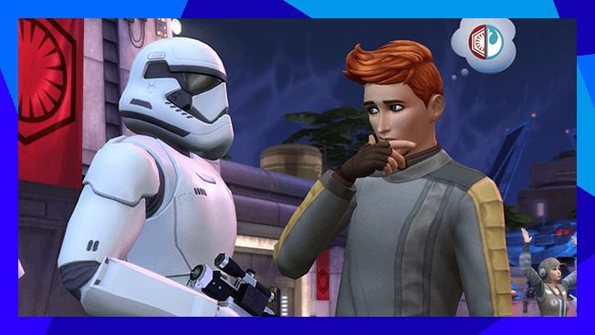 The Sims 4 Star Wars: wyprawa na Batuu