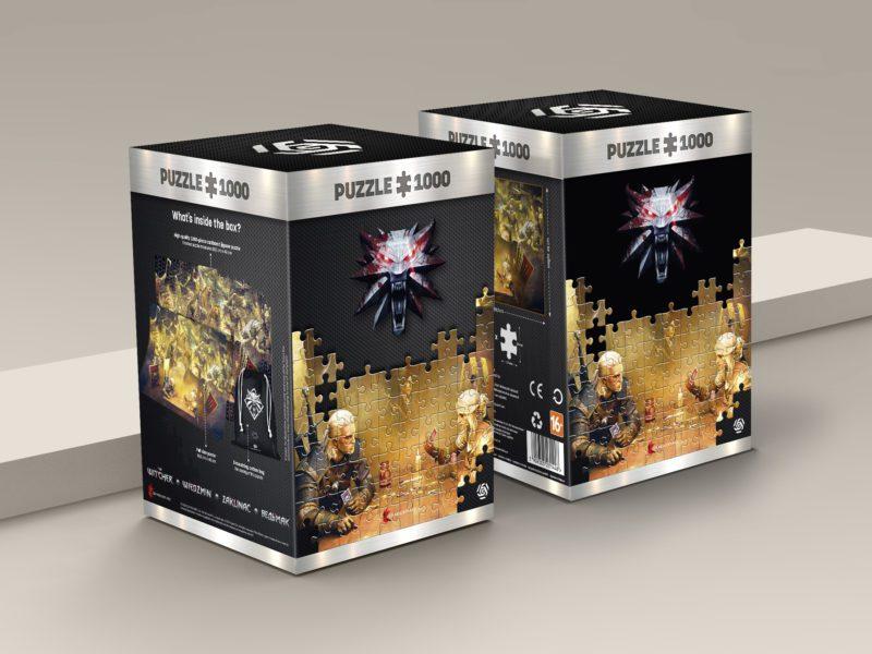 Nowe tematyczne puzzle o grach w sklepie x-kom