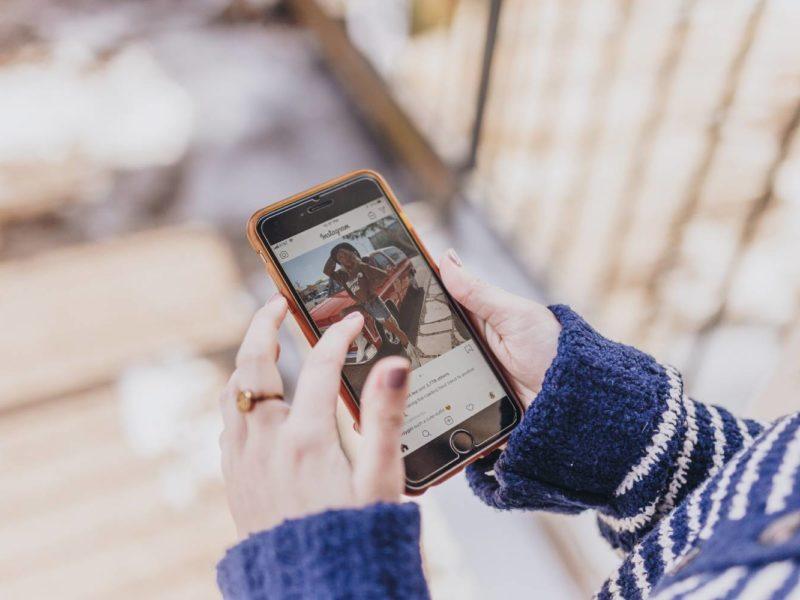 Jak blokować kontrowersyjne treści na Instagramie?