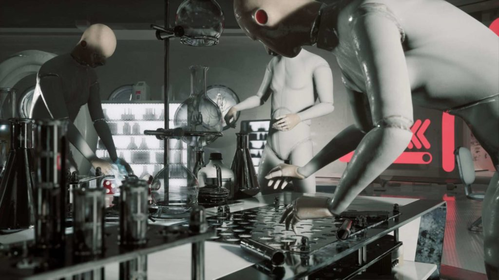 atomic heart gra roboty