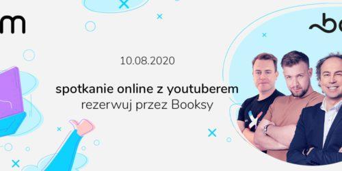 Umów się na spotkanie z Michałem Polem i gwiazdami x-komowego YouTube'a