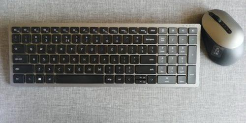 Jak bardzo akcesoria biurowe wpływają na komfort pracy? Test i recenzja zestawu Dell KM7120W i myszy MS5120W