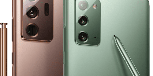 Fotografia w nowych Galaxy Note. Wiemy już wszystko o aparatach Galaxy Note 20 i Galaxy Note 20 Ultra