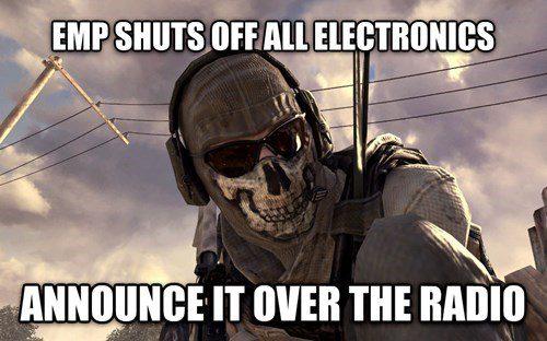 Ghost z Call of Duty Modern Warfare 2