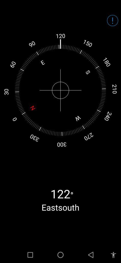kompas oukitel wp7 aplikacja