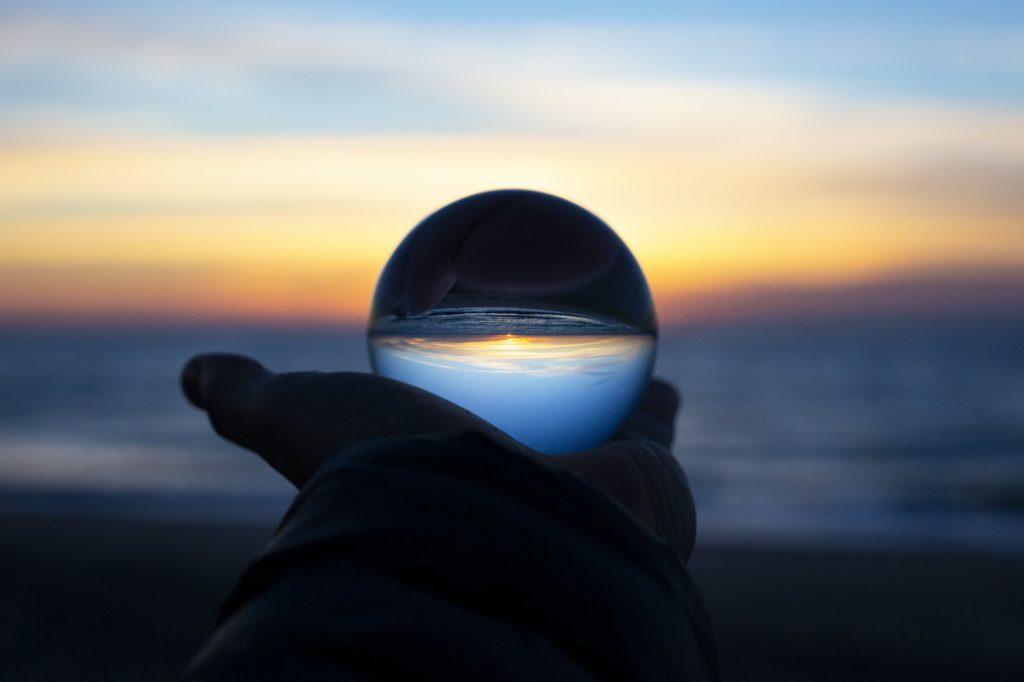 kula przepowiadająca przyszłość