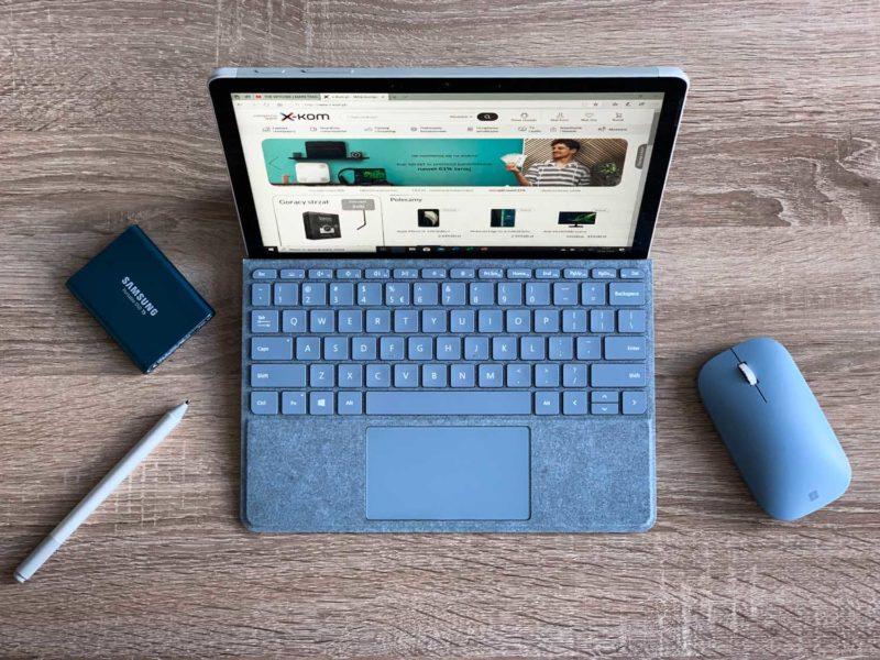 Recenzja Microsoft Surface Go 2 — sprawdź, zanim kupisz