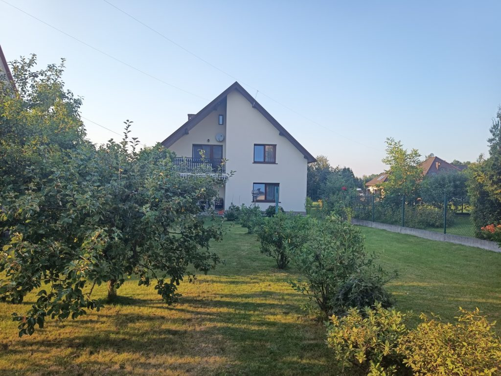 zdjęcie domu oukitel wp7