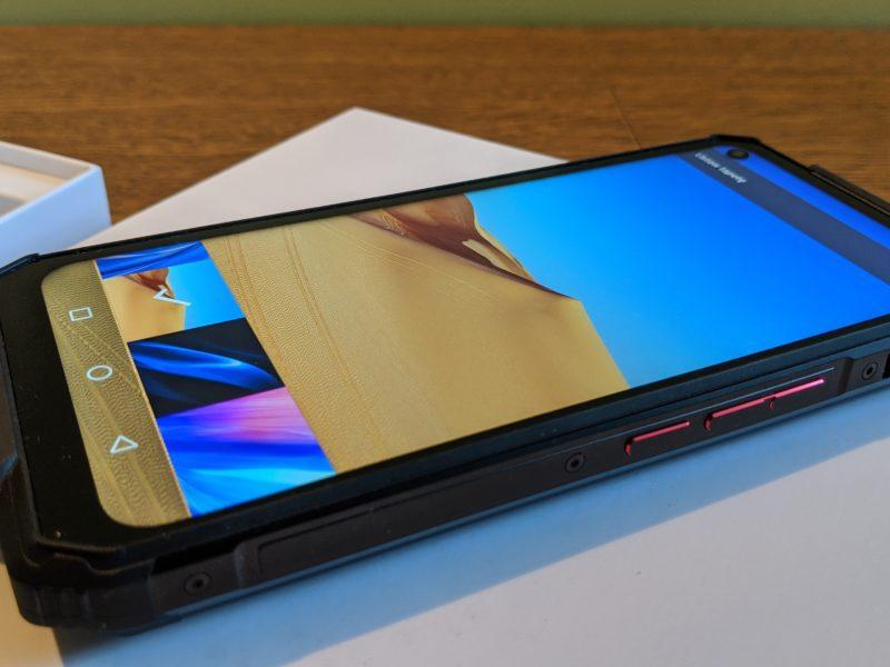 Oukitel WP7 – recenzja pancernego smartfona o outdoorowym charakterze