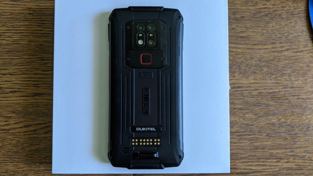 oukitel wp7 tył smartfona