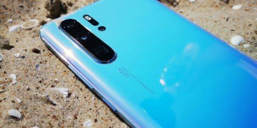 Moje zdjęcia z wakacji? Wyszły genialnie i dzięki Huawei P30 Pro przywiozłem znad morza świetne fotki