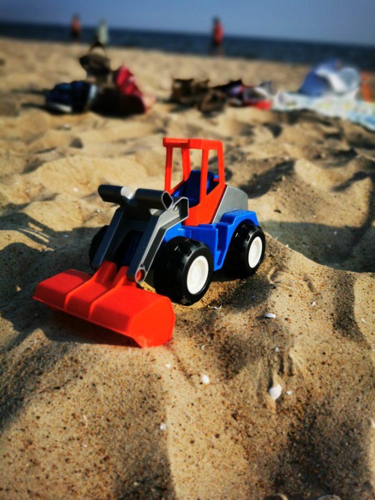 P30 Pro zdjęcie zabawki kolory AI