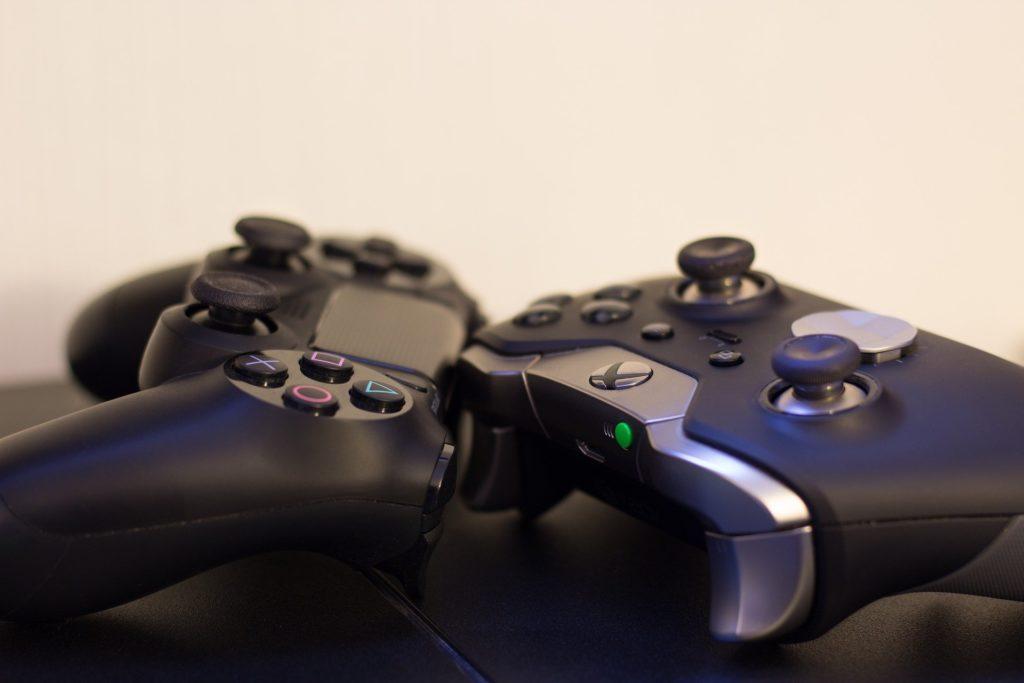 Pad DualShock i pad Xbox One