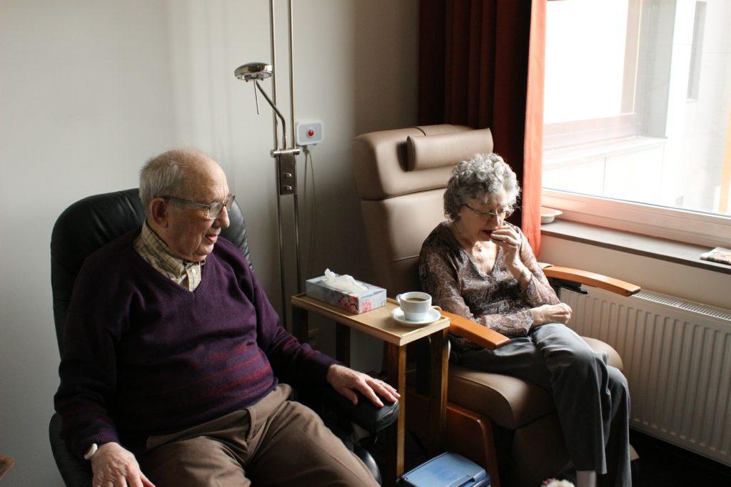 para ludzi starszych