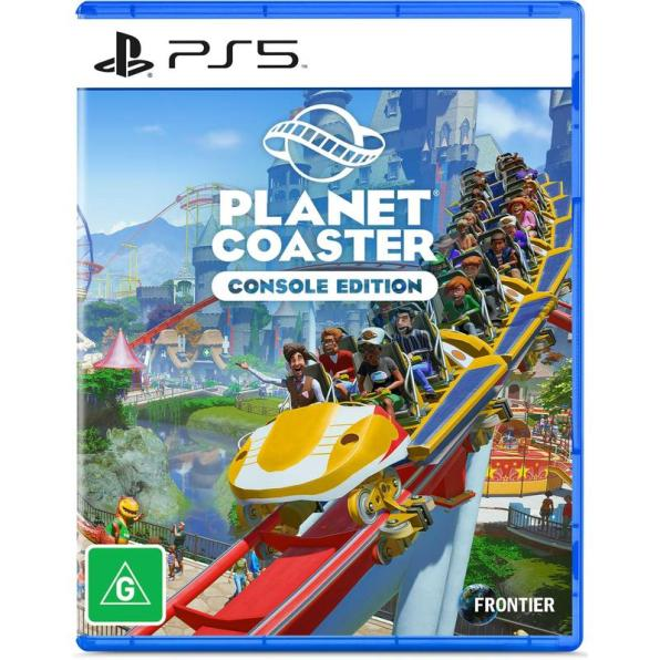 playstation 5 planet coaster