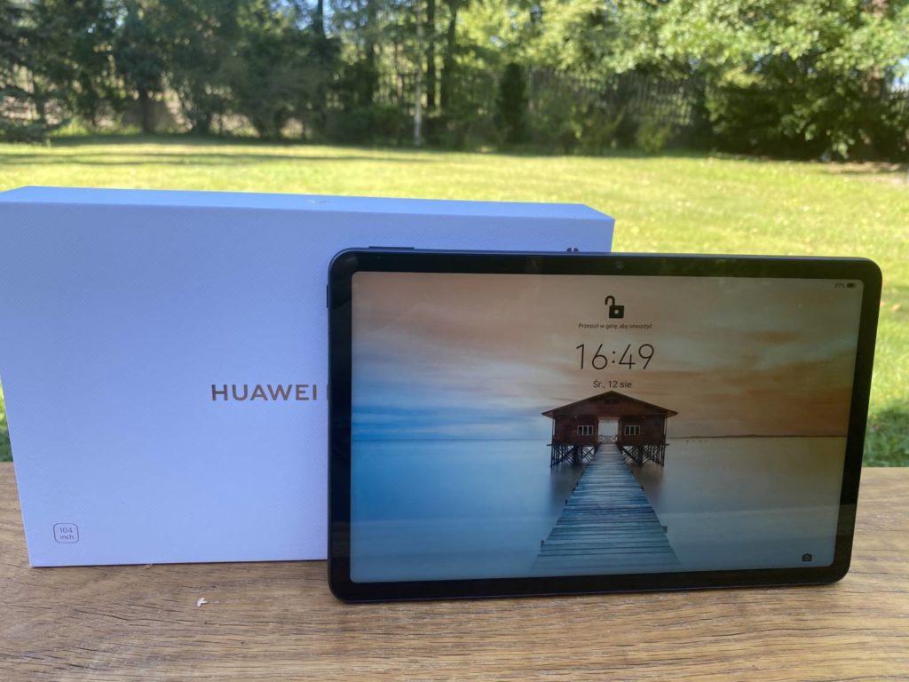 przód Huawei MatePad