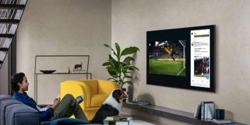 Samsung QE55Q74TA – test i recenzja telewizora 4K z matrycą 120Hz