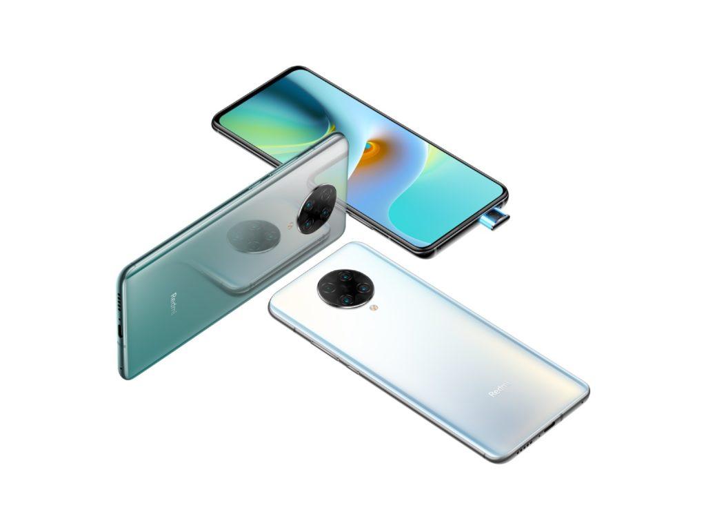 Redmi K30 Ultra design