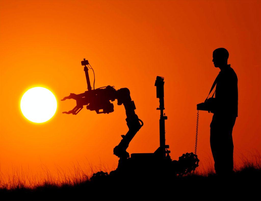 Robot i operator