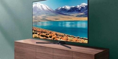 Czy mniejszy jest lepszy? Test i recenzja telewizora Samsung 50TU8502