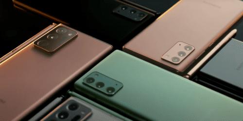 Samsung Galaxy Note 20 i Note 20 Ultra – czego dowiedzieliśmy się o nowych smartfonach?