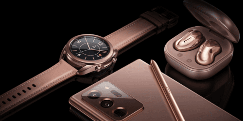 Oto nowy gracz wearables od Samsung. Poznajcie Galaxy Watch 3