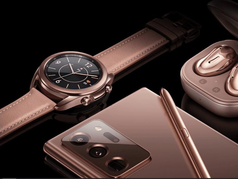 Oto nowy gracz wearables od Samsung. Poznajcie Galaxy Watch 3