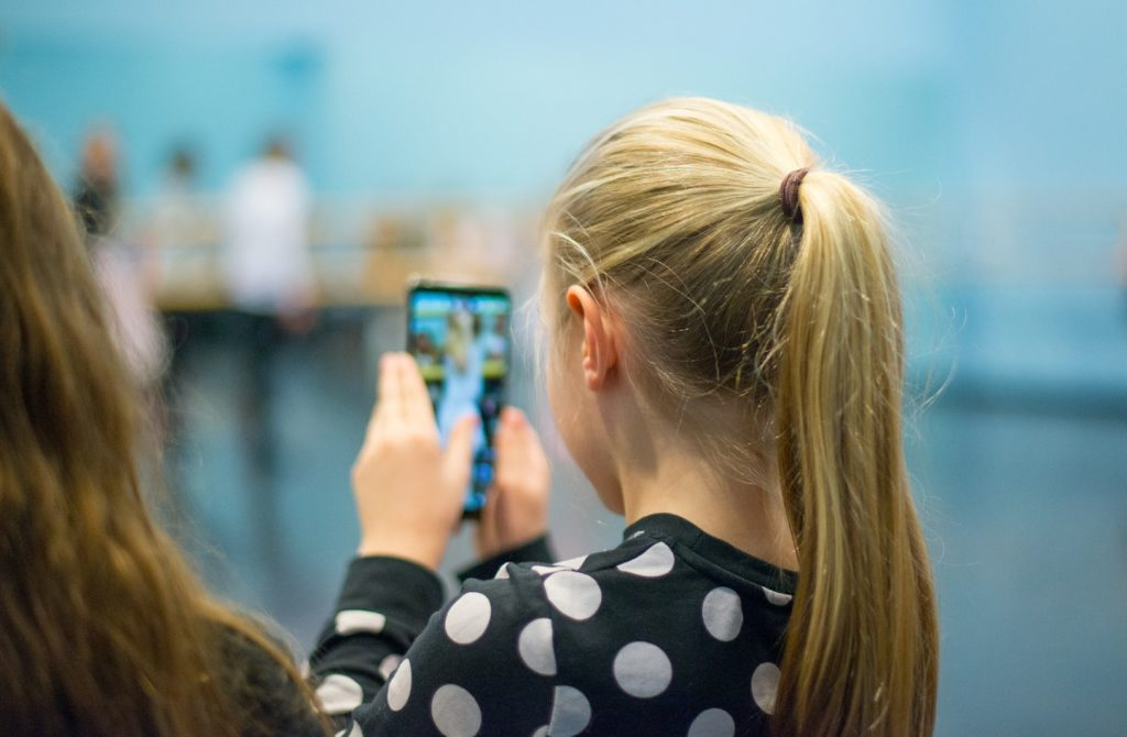 smartfon dla ucznia