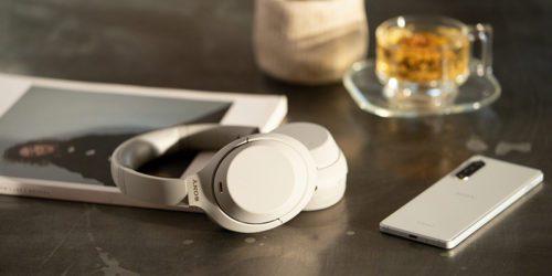 Sony wprowadza na rynek słuchawki WH-1000XM4 – następcę modelu XM3