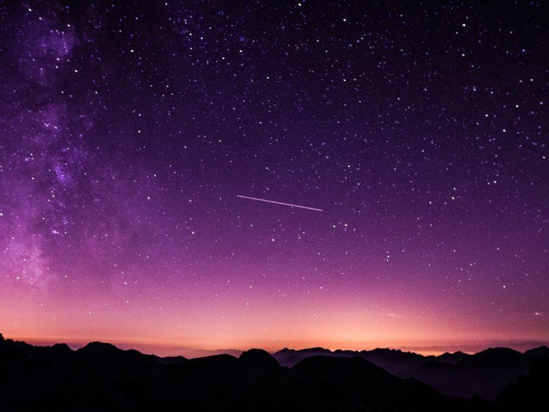 Popatrz w niebo i pomyśl życzenie – Perseidy 2020