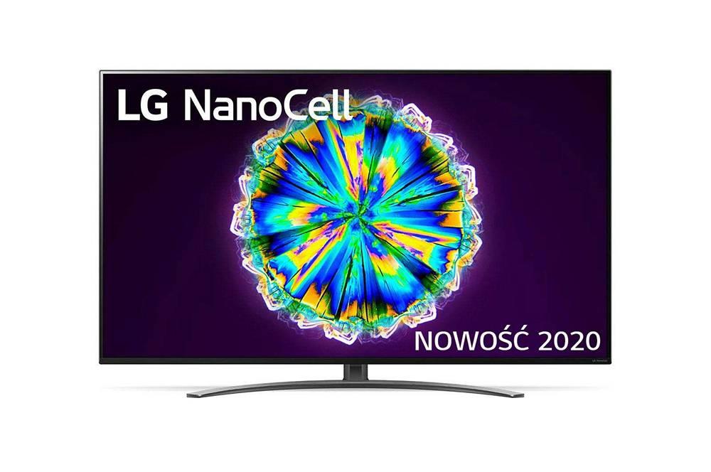 telewizor lg z serii nanocell 4k na 2020 r