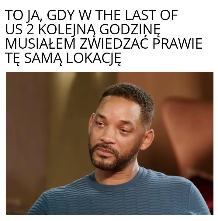 the last of us 2 meme zwiedzanie lokacji