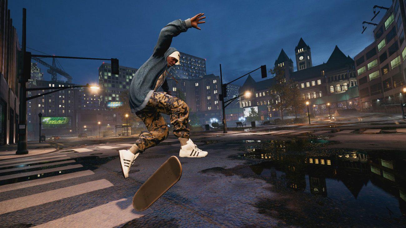 Tony Hawk's Pro Skater 1+2 jeszcze w tym roku na Switchu