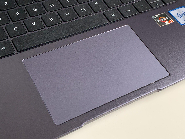 matebook d15 touchpad