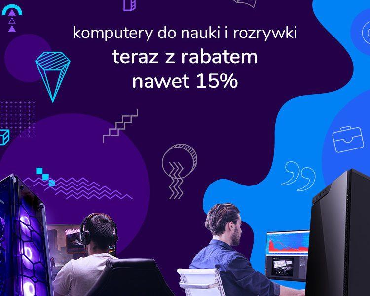 Tydzień desktopów w x-kom. Ceny niższe nawet o 15%