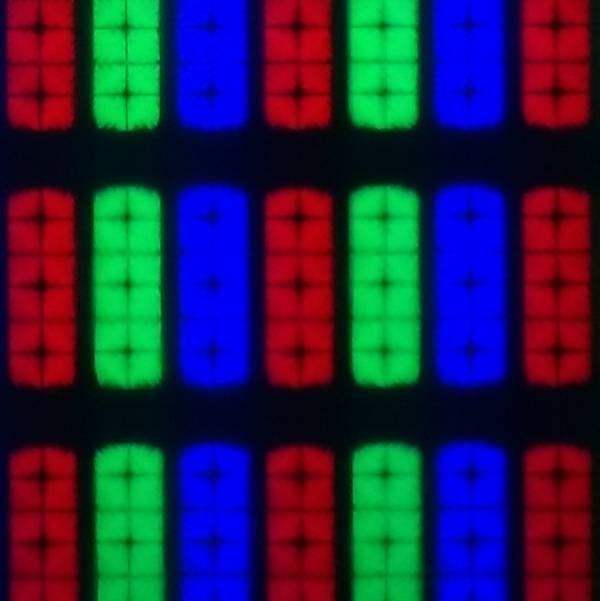 układ pikseli telewizora samsung 50tu8502u