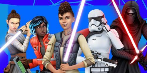 Star Wars: Wyprawa na Batuu - nowy dodatek do The Sims 4