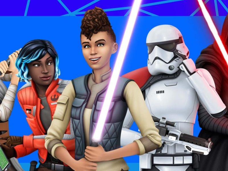 Star Wars: Wyprawa na Batuu – nowy dodatek do The Sims 4