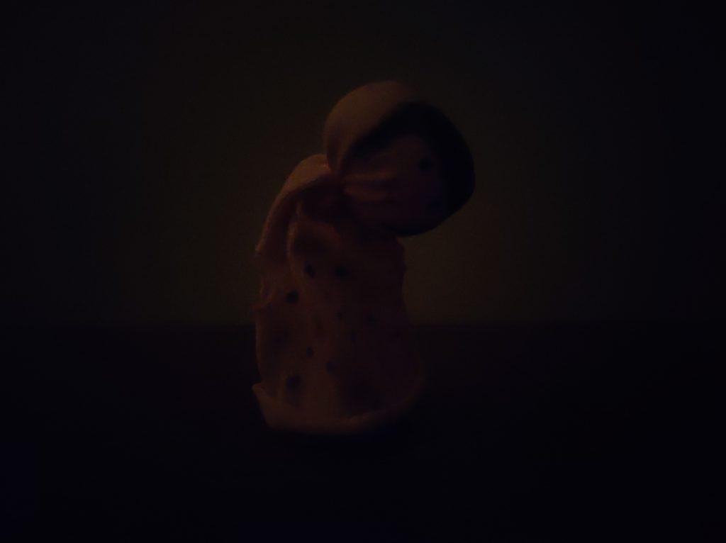 motorola edge szmaciana lalka zdjęcie w trybie manualnym