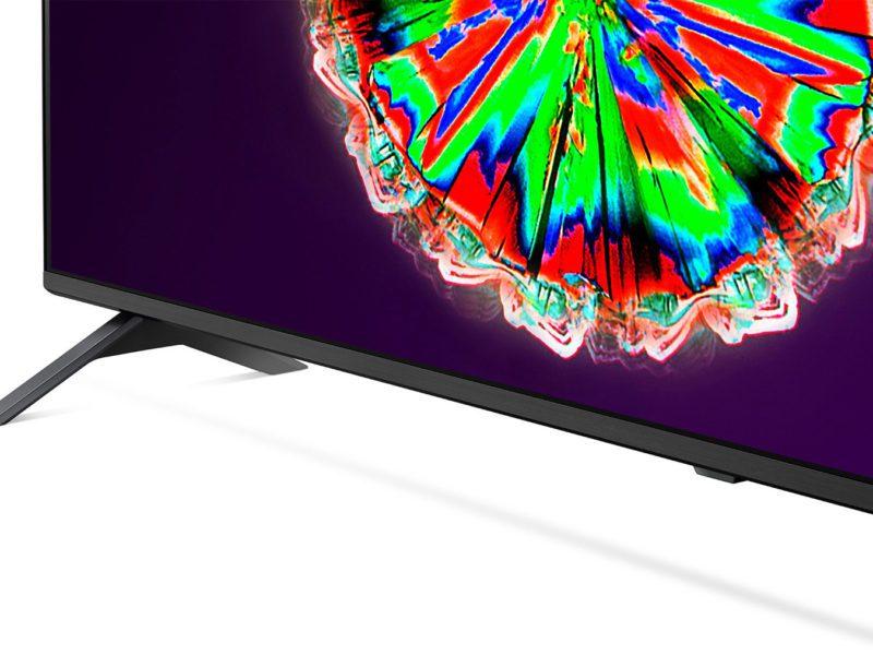 LG 49NANO803NA — test i recenzja telewizora 4K