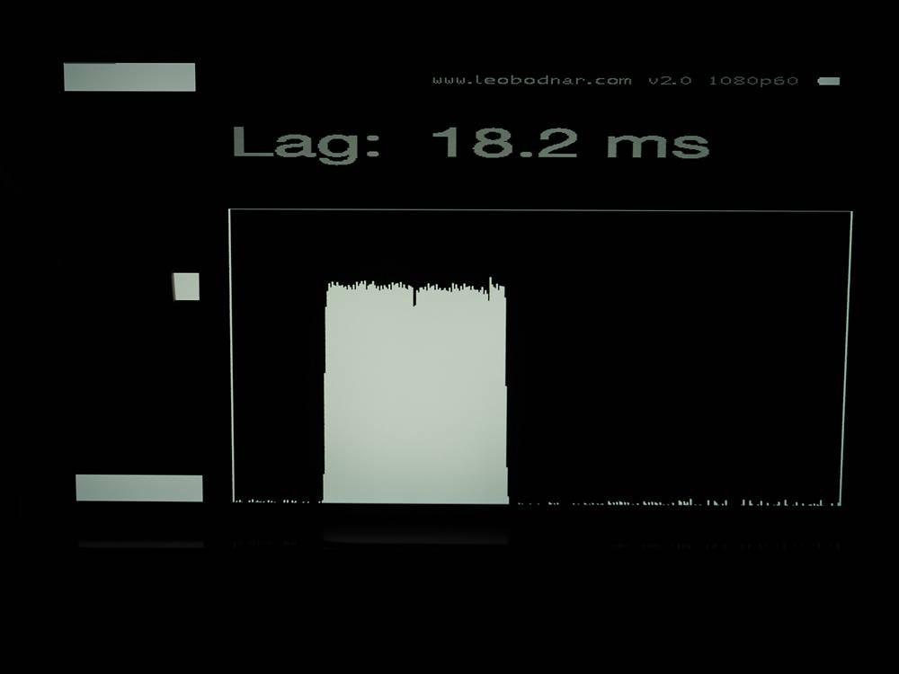 input lag Sony 48A9