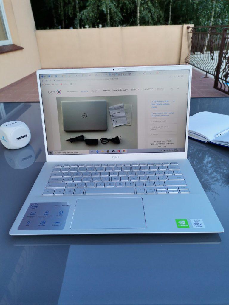 Dell 5401 wyglad
