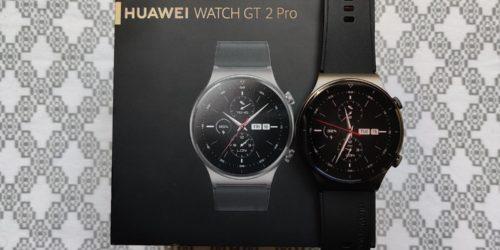 Recenzja Huawei Watch GT 2 Pro. Jest piękny, wytrzymały i nieidealny