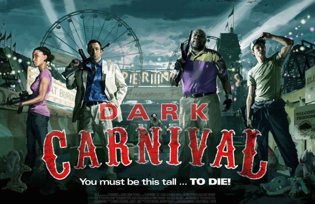 Left 4 Dead 2 kampania carnival