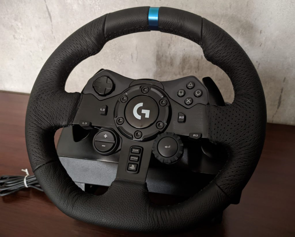 Logitech G923 koło kierownicy