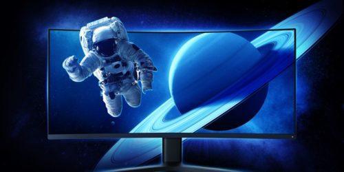 """Mi Curved Gaming 34 """" - pierwszy monitor Xiaomi pojawi się w Polsce"""