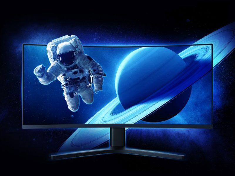 """Mi Curved Gaming 34 """" – pierwszy monitor Xiaomi pojawi się w Polsce"""