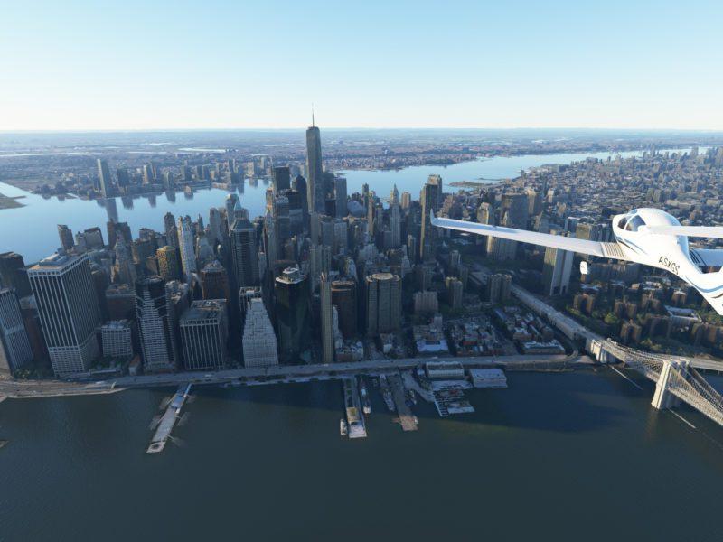Microsoft Flight Simulator 2020 i zestaw Thrustmaster T.16000M FLIGHT PACK – wolność w przestworzach dla wymagających